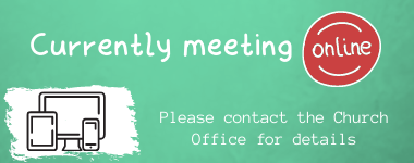 Currently meeting online